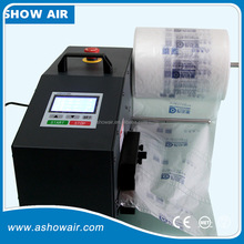 buffer air filling plastic bag and air bubble machine