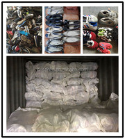 china used shoes in bales from san lin