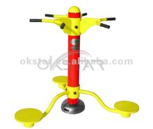 safe Hip twister Outdoor Fitness station ( 3 users)