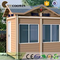 china supplier travel trailer wall cladding exterior plastic