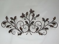 GRASS METAL WALL HANGING metal decoration tree metal wall art decor