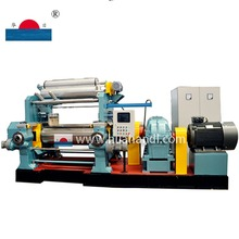 China alibaba rubber two roll mixer open mixing mill machineXK-400