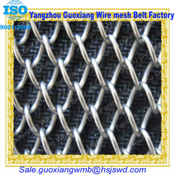 100% new stainless steel wire mesh fence