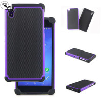 Slim Cover Case For Sony Xperia Z2 Bumper Case Z2 Case