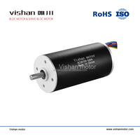 36mm 24v small brushless DC motor EC3670S/L