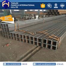Hollow Section ! 81*81 steel square tube alibaba square steel tube for dog cage made in China