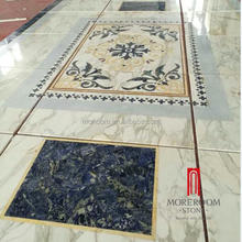 Beautiful Design Inlay Marble Floor Medallions Patterns