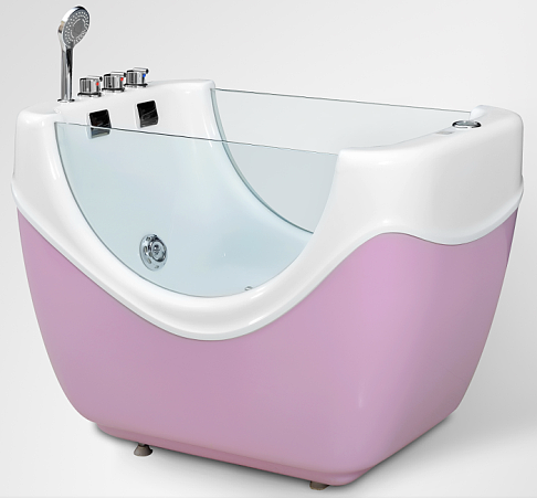 new design hotsale professional 5-year factory dog massage Bathtub for grooming dog spa tub