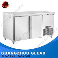 CE Approval New style under counter series salad refrigerator
