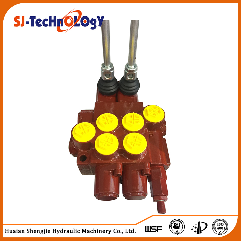 P88 hydraulic directional control valves types of monoblock directional control valves p40 series valves used in tractor