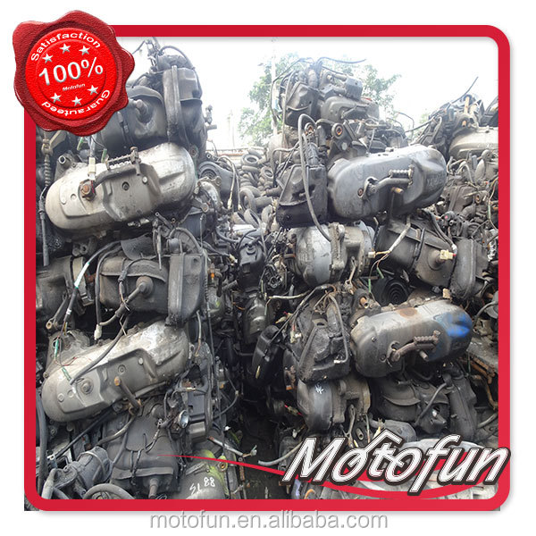 Taiwan High Quality USED Motorcycle Engine/Second Hand scooter Engine