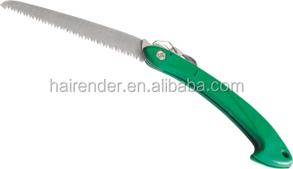 metal blade for garden hand saw with new plastic handle