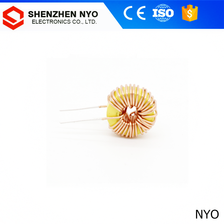 Electronic filter sendust core inductor/ radio equipment inductor core coil