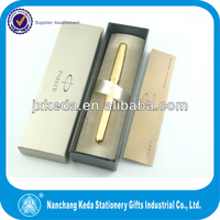 2014 Sonnet business lacquer fountain pen heavy Parker pen models with real golden plated