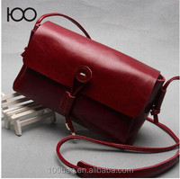 Genuine leather cube handbag women bags 2016 European fashion style casual shoulder bag cross body messenger bag