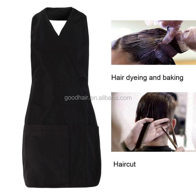 Salon Hairdresser Work Apron Capes Hairdressing Gown Wraps Barber Hair Cutting Clothes Styling Tools
