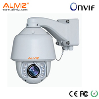 High quality 5 Inch IR High Speed 1080P 20x optical zoom ptz ip camera