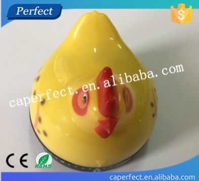 yellow aninmal shaped kitchen mechanical timer