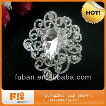 hot sale rhinestone wedding hair brooch buy brooches online brooches for wedding