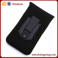 neoprene belt clip case for samsung galaxy note 3 neo n7505 bag pouch