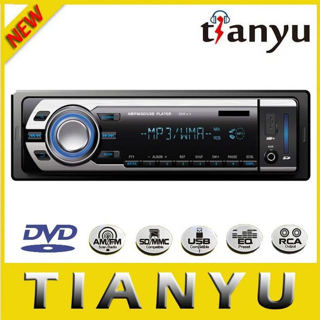 vogue hot sale 2013 car radio audio mp3 player with car mp3 player fm tunner