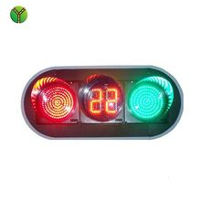 Alibaba.com france 400mm full-ball traffic lights led traffic signal module for drive