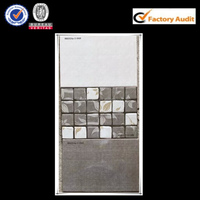 China supplier newest design grey color wall ceramica 25x40