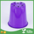 Hot Selling colorful Plastic Nursery Plant Flower Pot