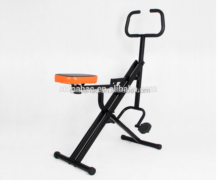 Newest Design body fit electric exercise bike /air bike