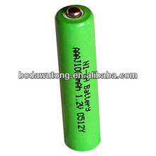 1.2v aaa rechargeable battery