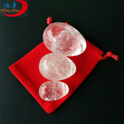 wholesale adult products quartz jade yoni eggs for vaginal exercise