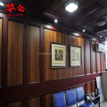 Free sample custom color plastic material siding panel pvc stretch ceiling profile for wall decor