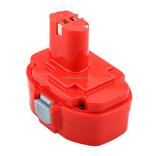 Replacement 18V 3.0Ah Power Tool NI-MH Battery Pack for Makita1822 ,1823,1834,1835