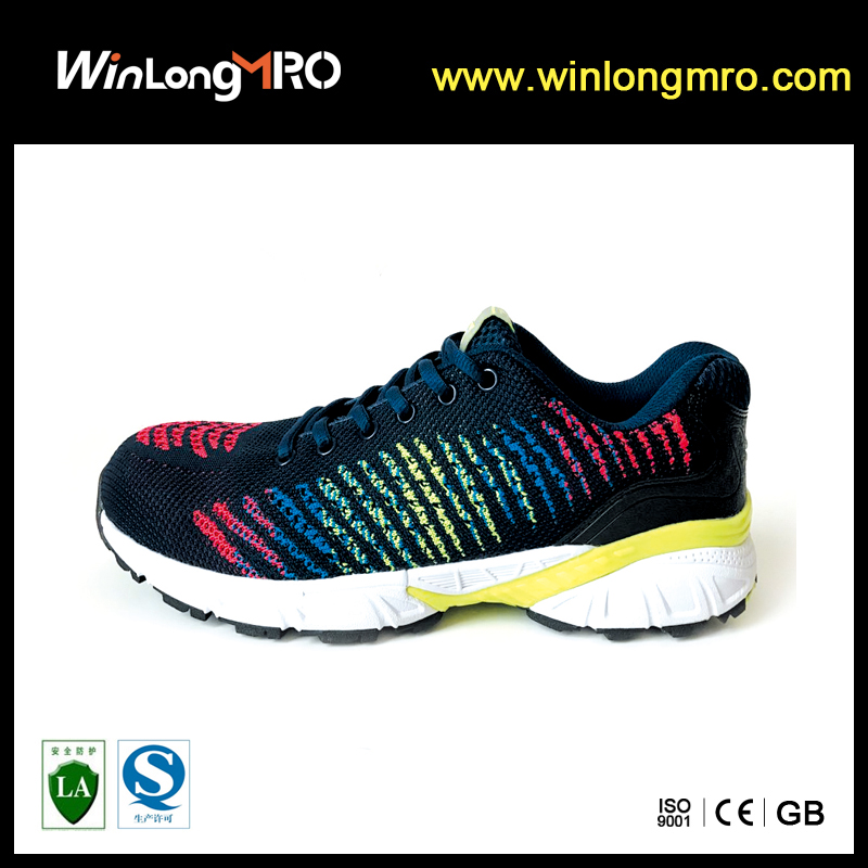 2017 hot style lightweight safety shoes Customized