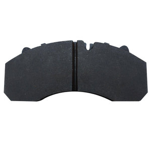 Semi metal wva 29253 bus brake pad for bus yutong truck