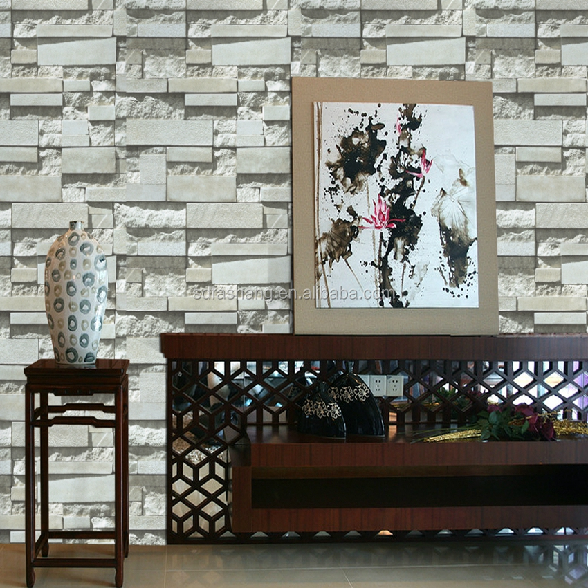 3d wall paper interior decoration wallpaper home decoration Wall Coating