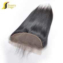 AAAAA high quality 13*3 full lace peruvian hair silk base lace frontal closure with bundles, frontal closure