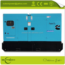 Fast delivery 125Kva Cummins genset, powered by Cummins 6BTA5.9-G2 engine