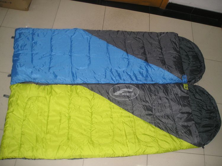 High Quality Extra Long Women Sleeping Bag Weather Double Backpacking Outdoor Hiking Camping Envelope Couple Sleeping Bag