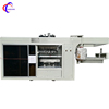 Fully automatic disposable foam thermocol plate lunch box making machine