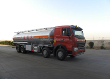 Hot 6 cylinder oil tanker price high quality in China