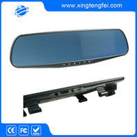 Good price of full hd 1080 p rear view mirror car camera recorder Sold On Alibaba