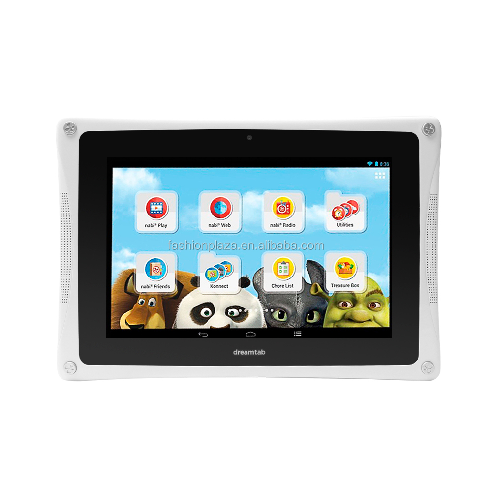 "8"" Tablet PC FHD Google Android 4.4 Quad Core Bluetooth 4.0 GPS NFC kids tablet pc"