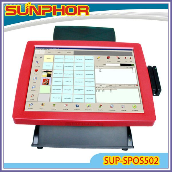Electronic Cash Register Machine SUP-SPOS502
