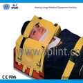 16 years OEM life saving gear head immobilizer and forehead/chin straps