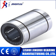 ID 10mm OD 19mm ROUND Flange Linear Motion Bushing Ball Bearing LMF10UU