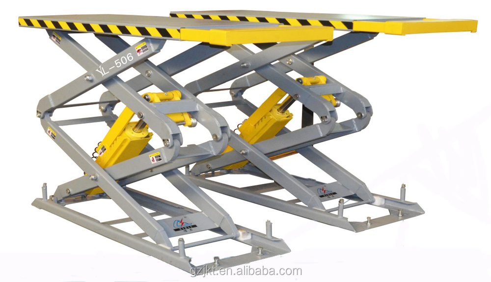 YL-506 scissor car lift