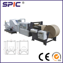 Automatic roll Feed machine for making kraft paper bag