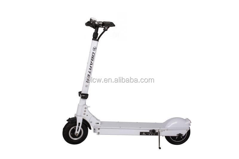 2017 New Arrival Electric Kick Scooter Two Wheel Portable Folding Electric Scooter