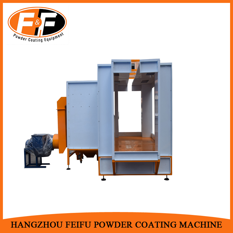 Powder Spray Booth Painting Booth